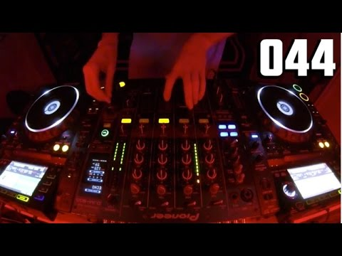 #044 Tech House mix August 10th 2015