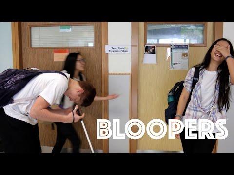 Blind Girl BTS & Bloopers