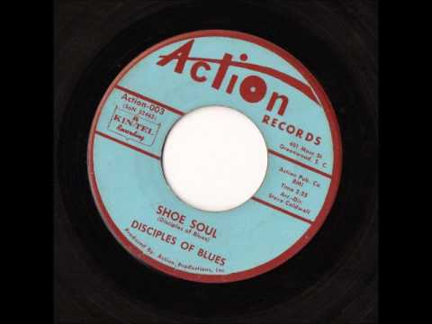 Disciples Of Blues - Been Away Too Long (Action Records)