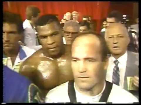 Boxing - 1987 - Heavyweight Title Unification - WBC & IBF Champ Mike Tyson VS WBA Champ Tony Tucker