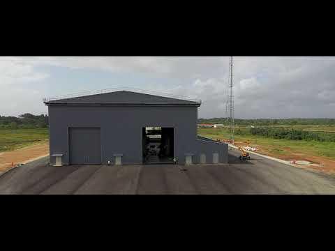 ELA4 - Chantier Ariane 6 - Mai 2019