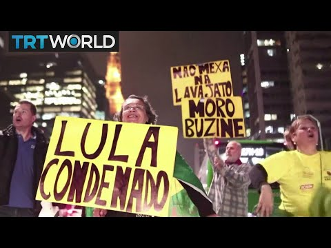 Lula da Silva Convicted: Former Brazilian president found guilty of corruption
