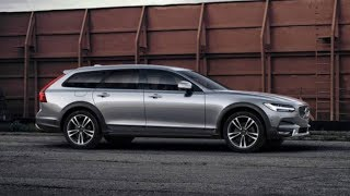 Volvo V90 Cross Country 2018 Car Review