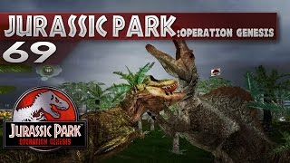 Jurassic Park: Operation Genesis - Episode 69 - Battle to end it all
