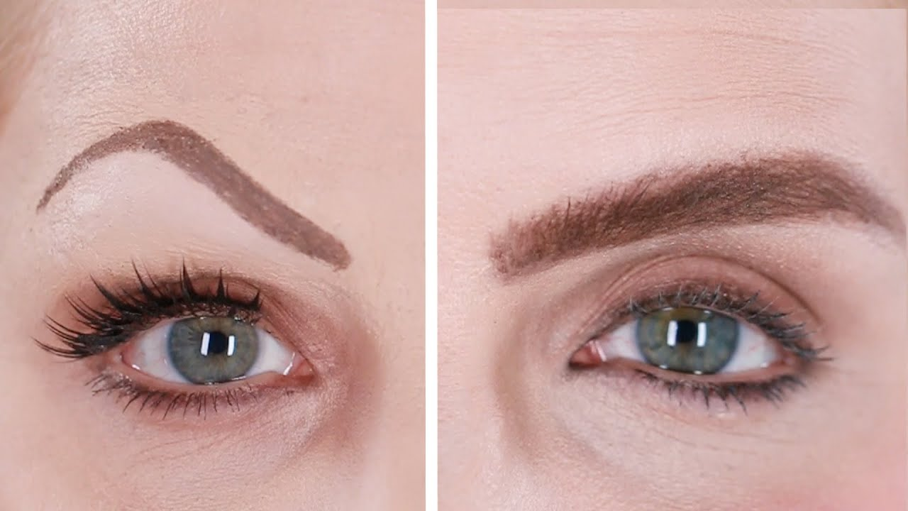 the evolution of the eyebrows throughout history Eyebrows throughout history as/is loading  wwwyoutubecom/buzzfeedyellow  women's makeup throughout history - duration:.