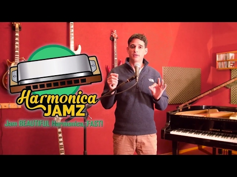 Learn ANY song on the harmonica and JAM with friends