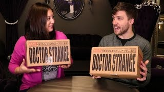 Marvel Collector Corps: Doctor Strange Unboxing!!