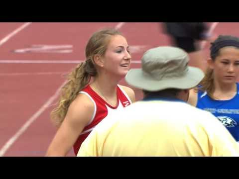 Girls 100 Meter Dash Finals Classes 1A 4A