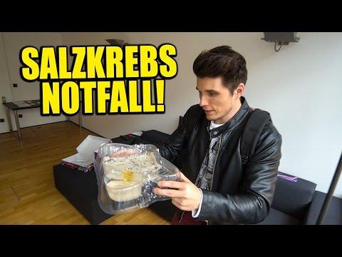 SALZKREBS NOTFALL IM UFO - Видео из Майнкрафт (Minecraft)