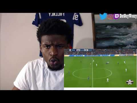 BARCELONA VS CHELSEA 3-0 - MESSI ELIMINATES CHELSEA FROM UCL😱!!!|  REACTION