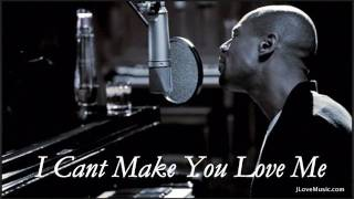 """TANK"" I Cant Make You Love Me-Instrumental-JLove Beats"