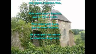 heureux qui comme ulysse poem by du bellay music by d w solomons wmv
