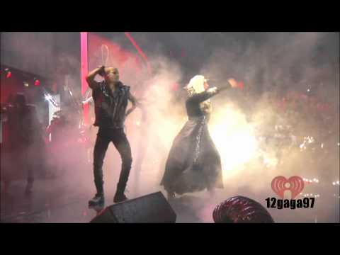 Lady Gaga - Scheibe & Judas (Live at iHeart) (HD) mp3
