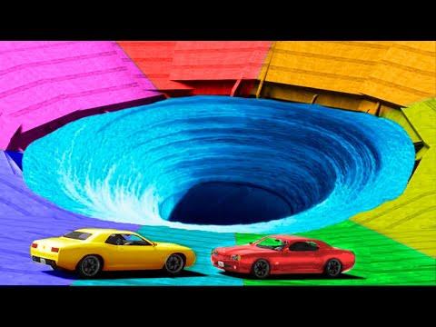 ¡BATALLA en REMOLINO DE LA MUERTE! 😱☠💀 MOMENTOS DIVIERTIDOS en GTA V ONLINE 🔴 En Directo - Mikecrack