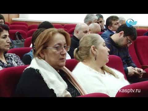 В мэрии Каспийска состоялась 25 очередная сессия Собрания депутатов шестого созыва