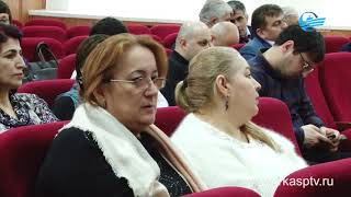 В мэрии состоялась Каспийска 25 очередная сессии Собрания депутатов шестого созыва
