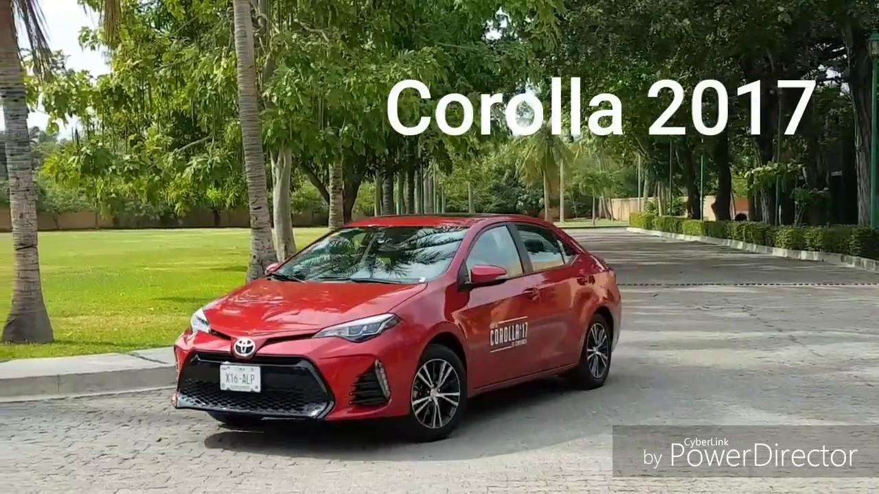 Toyota Corolla 2017 En México