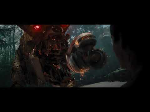 Percy.Jackson.Sea.of.Monster.2013. Bull Fight Scene