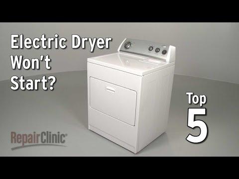 Unique Kenmore Electric Dryer Model 110.6