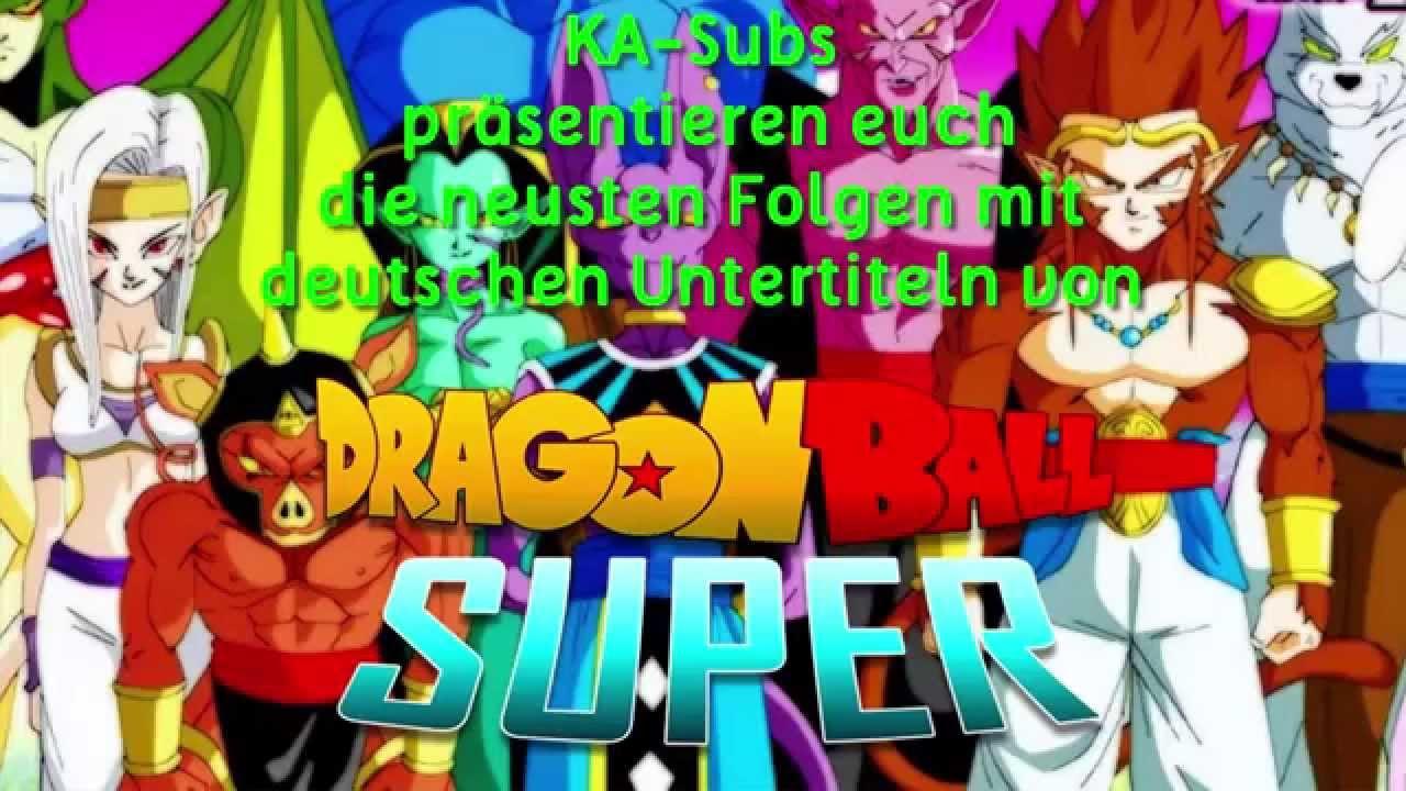 Dragon Ball Super Ger Sub
