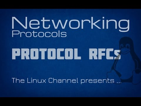 Online Course - Networking Protocols - Episode4 - Protocol RFCs