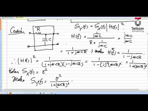 Stochastic Process: Proses stationer