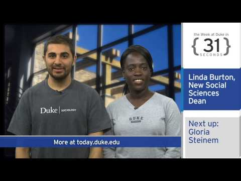 The Week at Duke {in 60 Seconds}: Gloria Steinem; Blue Devil Days; Liver Health