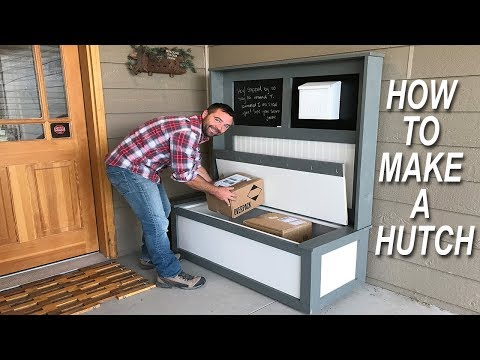 how-to-make-a-hutch