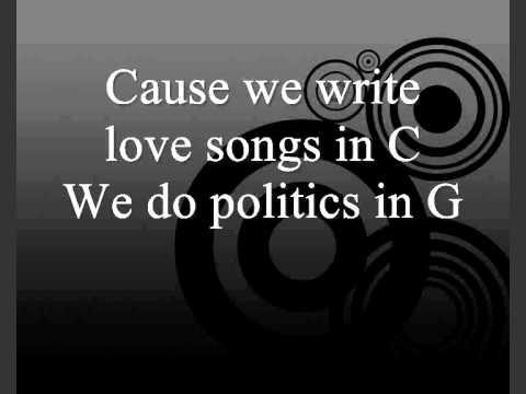 Frank Turner - Try This At Home Lyrics