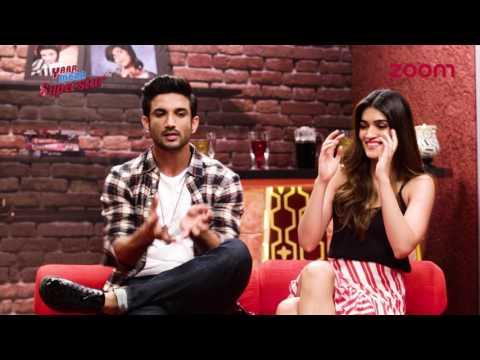 Sushant Singh Rajput & Kriti Sanon On Rajkumar Rao's Prep For His Role  Raabta    YMS 2