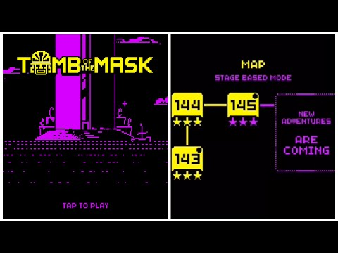 TOMB OF THE MASK stage 145 (Last Stage)??