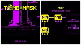 TOMB OF THE MASK stage 145 (Last Stage)