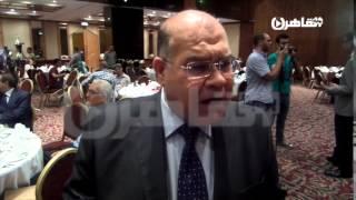 ناجي الشهابي: الإرهاب القادم سيستهدف مشروع قناة السويس الجديد