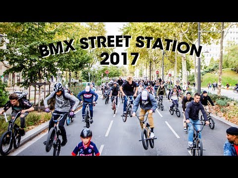 BMX STREET STATION 2017 - BROS BMX EVENT LYON