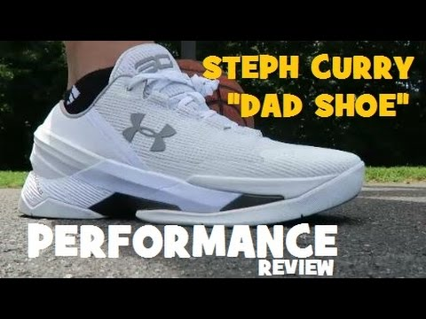 e616c5370ac Steph Curry Two Low DAD SHOE Performance Review (Funny Spoof) - YouTube