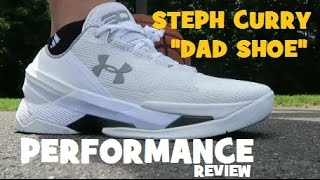 Steph Curry Two Low DAD SHOE Performance Review (Funny Spoof) thumbnail