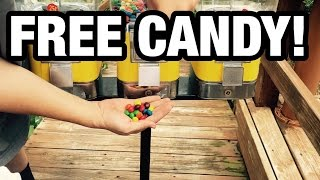 Free Candy From Vending Machine | VendingNation 005