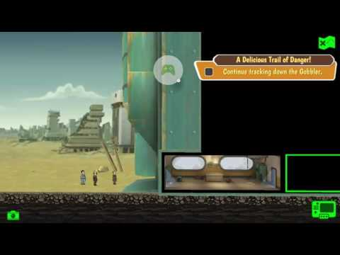 Fallout Shelter Thanksgiving Quest : A Delicious Trail Of Danger