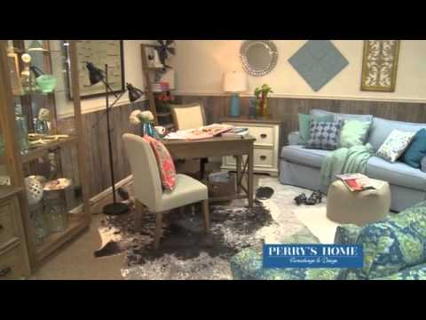 Introducing Perry's Home Furnishings & Design