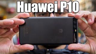 Huawei P10: Leica por partida triple