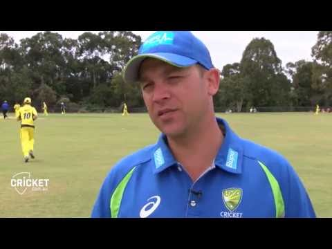 Graham Manou on the 2016-17 Under 17 National Champs