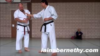 Practical Kata Bunkai: Pinan / Heian Yodan Arm-Lock