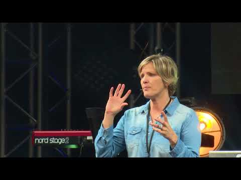 Message Conference 2017: Danielle Strickland – The doors are already open