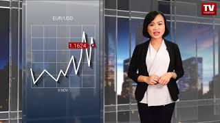 InstaForex tv news: Dinamika USD dibentuk oleh keputusan Kongres AS  (10.11.2017)