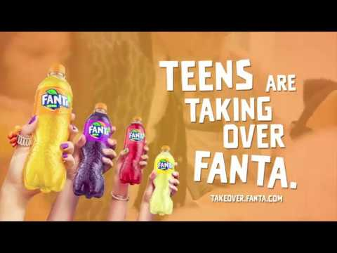 FANTA Latest AD Campaign |  Ad. 01  | NEVER SEEN BEFORE |Teen Marketing Officer |