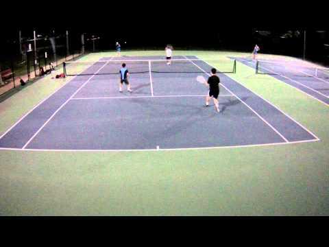 Bruce/Ki VS Jon/Scott 7/24/2014