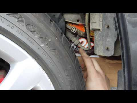 how to do a power steering flush mazda 3