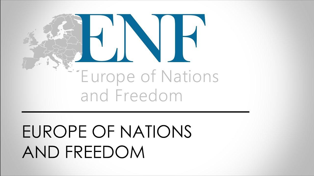 Resultado de imagem para Europe of Nations and Freedom (ENF)