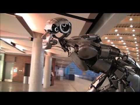 Aerospace - Robots in Trance (Video Clip) ᴴᴰ