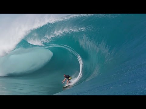 Code Orange Swell in Tahiti - Filmers @ Large: Teahupo'o